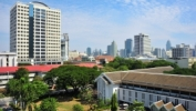 Lecture & Operations Building, Faculty of Science, Chulalongkorn University, Bangkok