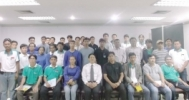 Safety work on electricity.